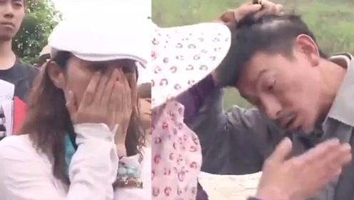 刘德华拍戏被狂扇耳光打到发懵,工作人员不忍直视痛哭
