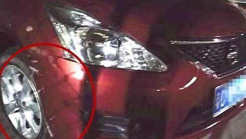 9岁男童偷开父亲轿车驾驶近5公里,撞车后淡定倒车回家