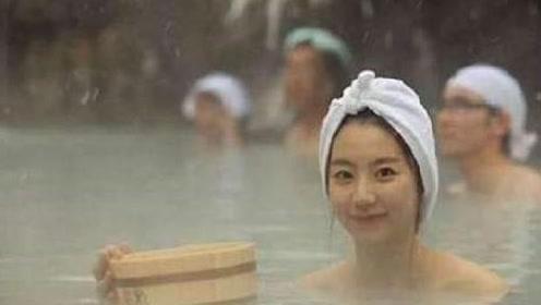 日本温泉的三大禁忌,触犯一条就会被赶出去,女孩最怕第三条