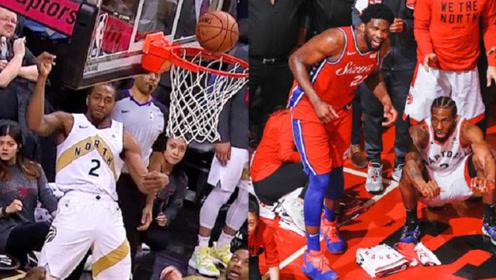 这些都是巧合吗?盘点NBA历史惊人相似的回合