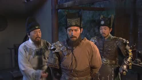 神探狄仁杰2:重要人物被人劫走,敌人开始紧张,决定杀人灭口