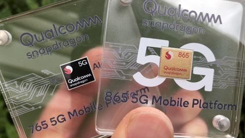 国产与进口较量:骁龙765G对比华为麒麟810!