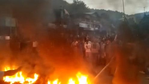 印度法案引发暴力示威致6人死亡 莫迪出面撂下这话 态度强硬!