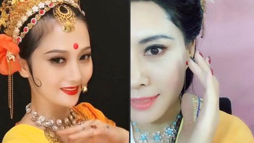 神奇化妆技术!女子模仿西游记所有角色,神还原啊!