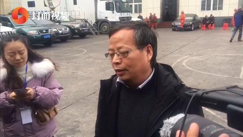 中煤科工集团南生辉:四大困难和问题影响杉木树煤矿透水事故救援