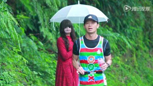 """台湾马拉松安排""""女鬼""""陪跑 有人跑出个人最佳"""
