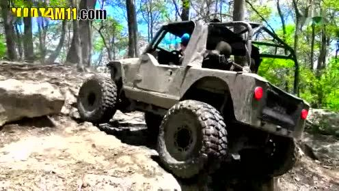 男人的游戏爆改Jeep牧马人极限越野