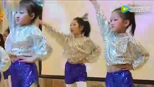 幼儿舞蹈 舞动青春