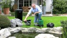 德国欧亚瑟转鼓全自动过滤器鱼池水净化设备(苏州总代理)