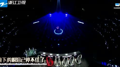 萧敬腾翻唱张学友的歌曲《我真的受伤了》体验不一样情调