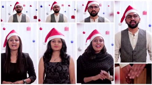 Vox Chord人声乐团演绎原创圣诞歌曲
