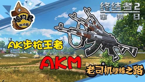 《终结者2》实战详细解读,十大名枪之首AKM