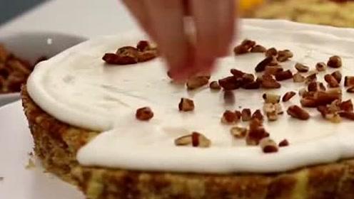 超好看的艺术蛋糕制作!过程和成品都很赏心悦目
