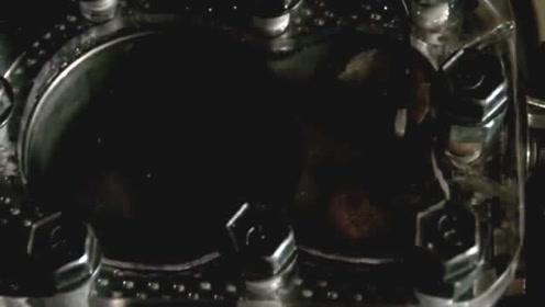 科技奇趣,慢镜头下看发动机内部是什么样的