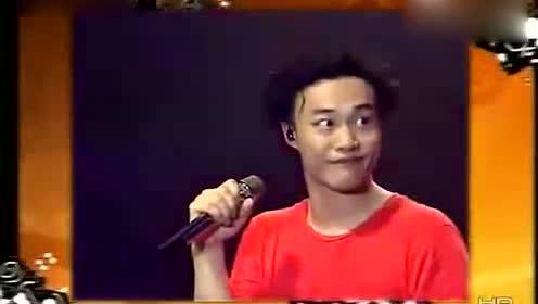 华人嘻哈之光欧阳靖当年与陈奕迅合作的《爱是怀疑》