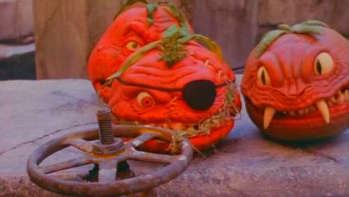 番茄大开杀戒攻占美国