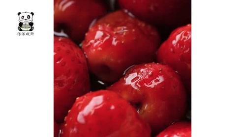 法式草莓馅饼,和中式草莓的区别在哪里呢?