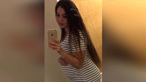 女子绑怀孕8月孕妇 剖开子宫取出婴儿致孕妇死亡