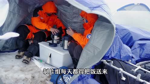 赵又廷的南极日记:民以食为天
