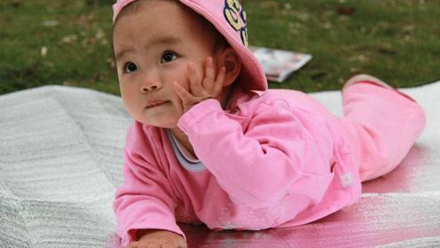襁褓中的宝宝疾病恢复差,教你3点少生病好方法