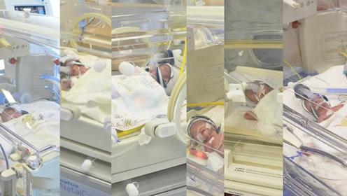 女子一次生下3男3女六胞胎 之前已有4个孩子