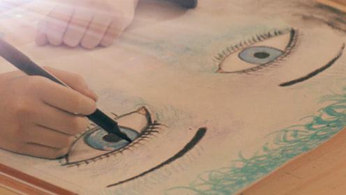 妈妈的眼睛指引星星的孩子回家 艺术疗愈自闭症人群的爱与表达