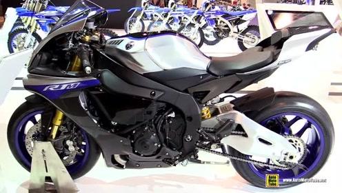 公升级的标杆!2018 雅马哈Yamaha R1 M