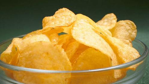 土豆别再炒土豆丝了,教你一个新吃法酥脆好吃,大厨都在这样做了