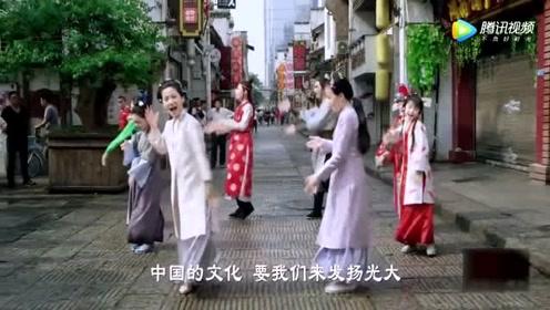 儿童节小戏骨唱响《中国话》