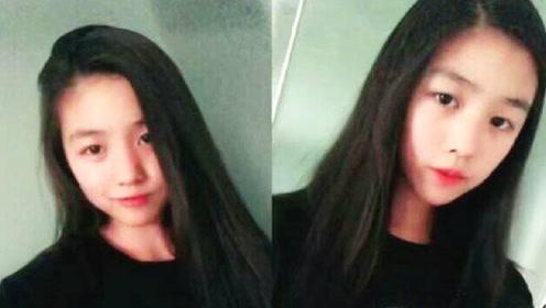 汪峰女儿13岁酷爱自拍,神似妈妈葛荟婕不输章子怡