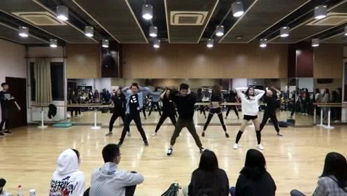 北京大学风雷街舞社迎新舞蹈Superlove+WTF+Paperlove!
