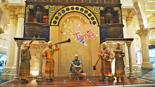 拜700年第一个环游世界的人的福,我在黄金城看到了古波斯古印度!