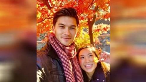 蒋劲夫日本女友的外国男友曝光 月初分手月底跟了蒋劲夫