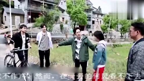 """黄磊""""闺女""""上节目是有目的的,但实在太怂,何炅都看不下去了"""