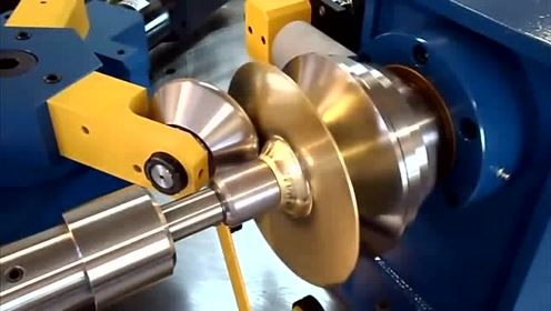 科技知识:惊人的摩擦焊接,看到第一个我就服了