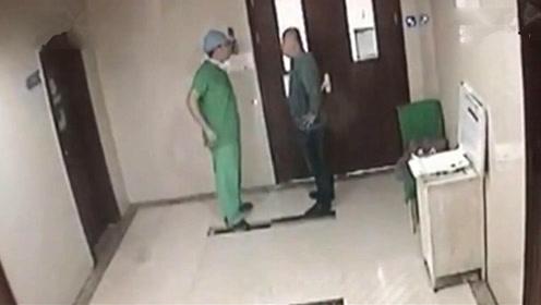 北大第一医院医生被打 知情人:赫医生刚下手术台面部被打骨折