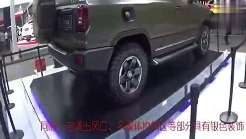 """""""东风猛士""""中型suv售价才10万元!霸气的SUV!"""