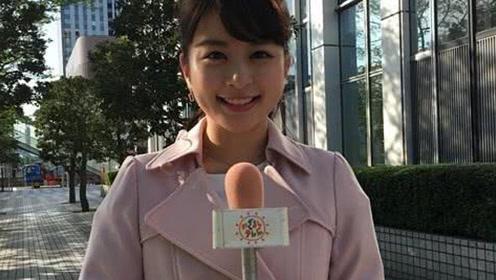日本21岁女大学生兼职气象主播 身份曝光成国民女神