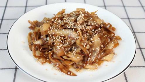 爱吃杏鲍菇要收藏,学会这道好吃的杏鲍菇做法,美味又下饭