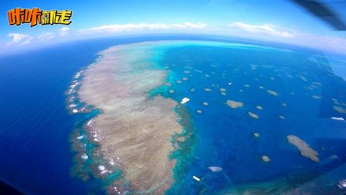 普通视角怎么能看凯恩斯,带你上天入海 360°感受大自然的奇迹
