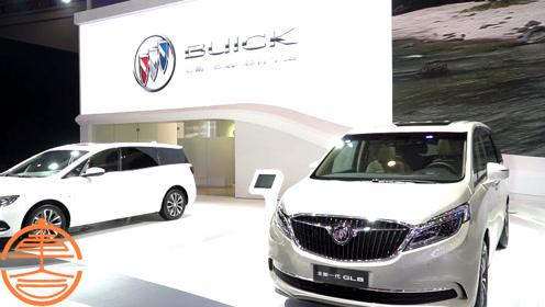 2018成都车展:三分钟看完别克展台两款新车!