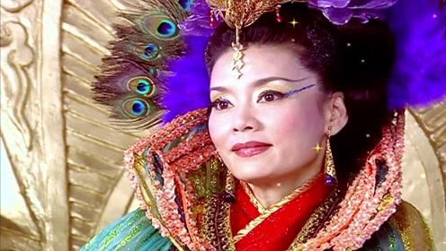 七仙女蟠桃会上献舞,一个比一个跳得美,王母与众神仙都看入迷了