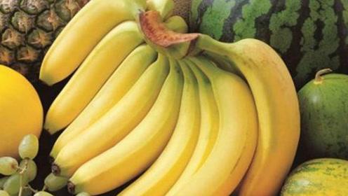 香蕉的营养价值及饮食禁忌
