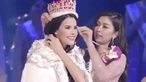 第58届国际小姐选美大赛落幕 委内瑞拉小姐摘得桂冠