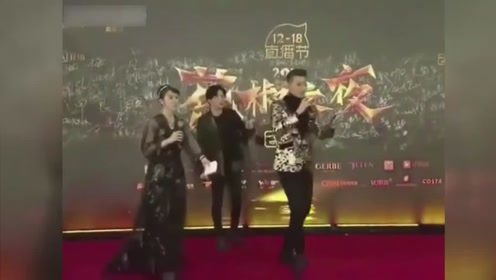 薛之谦被粉丝袭击  估计他直接蒙圈了