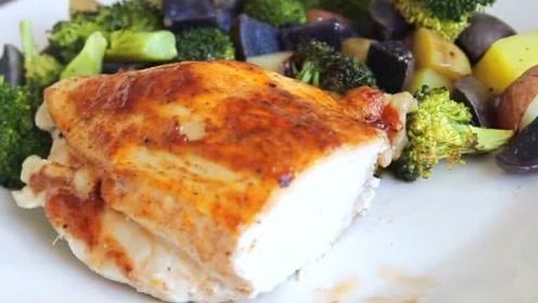 鸡胸肉做法合集,四种口味,让你尽享鸡胸美味