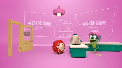 英孚幼儿英语探索课程卡通动画视频