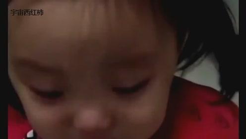 3岁小姑娘哄妈妈,可爱的很,这样的小棉袄你不想要吗