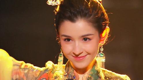 她才是最美新疆女明星  面纱一摘秒杀迪丽热巴、古力娜扎