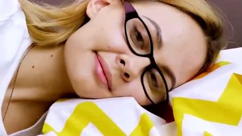 生活窍门!妙用枕头,舒舒服服睡觉